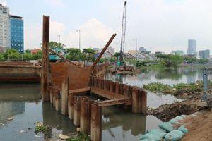 TP Hồ Chí Minh gấp rút giải quyết khúc mắc cho dự án chống ngập 10 nghìn tỷ đồng đang ngưng trệ