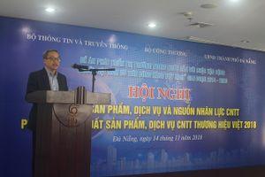 Cần đẩy mạnh nguồn nhân lực CNTT phục vụ cho sản xuất, dịch vụ thương hiệu Việt