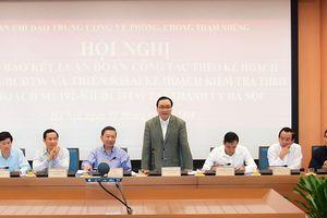 Hà Nội thực hiện nghiêm túc công tác phòng, chống tham nhũng