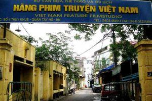 Cổ phần hóa Hãng phim truyện Việt Nam: Bộ VHTT&DL họp báo đột xuất