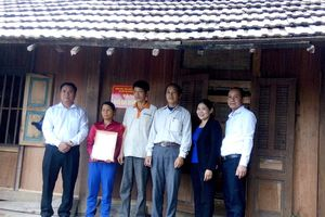 Hua Păng thực hiện cuộc vận động 'Toàn dân đoàn kết xây dựng NTM'