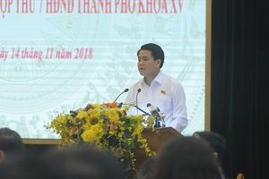 Chủ tịch TP Hà Nội Nguyễn Đức Chung: Nêu rõ trách nhiệm, xử lý nghiêm túc vụ vi phạm đất rừng Sóc Sơn