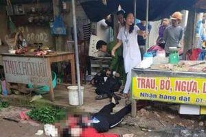 Người phụ nữ bán đậu bị bắn chết: Nghi phạm là ai?