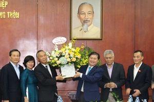 Công bố quyết định bổ nhiệm Thứ trưởng Bộ NN&PTNT