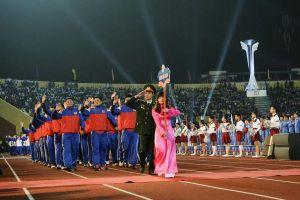 Đại hội Thể thao toàn quốc chuẩn bị khai cuộc