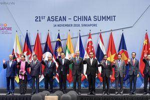 ASEAN – Trung Quốc thông qua Tầm nhìn Đối tác chiến lược 2030