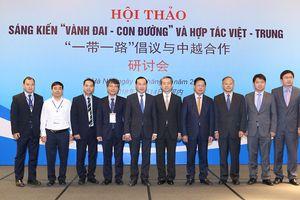 Sáng kiến 'Vành đai-Con đường' và hợp tác Việt Nam-Trung Quốc'