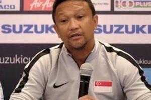 ĐT Singapore gặp 'ác mộng kép' ở trận thua Philippines