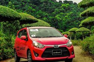 'Đảo chính' thần tốc, Toyota Wigo lên ngôi vương xe cỡ A