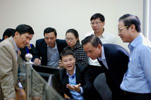 Bộ NNPTNT tăng 6 bậc trong xếp hạng cải cách thủ tục hành chính