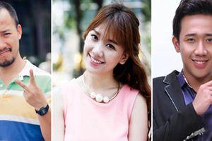 Bị nhắc tên tình cũ Tiến Đạt, vợ chồng Trấn Thành, Hari Won phản ứng 'lạ'