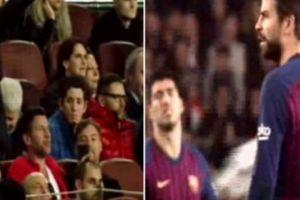 SỐC: Pique bật lại HLV Valverde, 'xách mé' Suarez