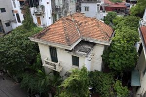 Cử tri HN đề nghị giao phường 'quản' biệt thự 12 Nguyễn Chế Nghĩa