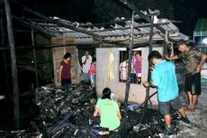 Hỏa hoạn ở Cà Mau khiến bé gái tử vong