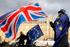 Anh, EU đạt dự thảo thỏa thuận Brexit