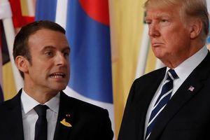 'Tình anh em Trump - Macron đã chết'!