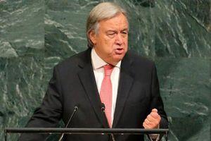 Gaza căng thẳng, LHQ kêu gọi kiềm chế tối đa