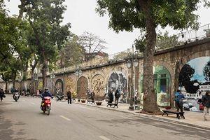 Chưa đồng ý đục vòm cầu gầm đường sắt phố Phùng Hưng, Hà Nội