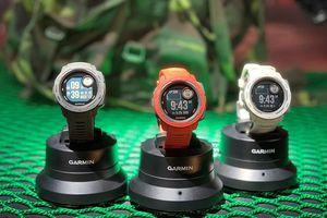 Garmin ra mắt đồng hồ GPS đạt tiêu chuẩn quân đội