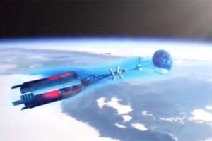 Mô hình tàu vũ trụ hạt nhân của Nga