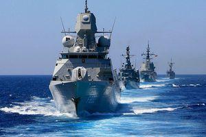 Ucraina đánh giá về khả năng tiến hành tập trận chung NATO trên vùng biển chung Azov