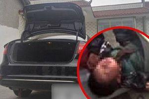 Giấu chồng sinh con, bé gái bị mẹ nuôi suốt 2 năm trong cốp xe hơi