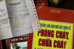 Nghệ An: Giả mạo cảnh sát PCCC để lừa bán sách với giá… 'cắt cổ'