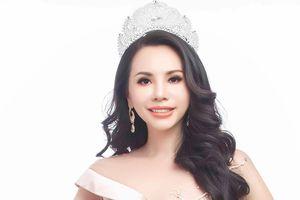 Châu Ngọc Bích dự thi 'Hoa hậu Quý bà Hoàn vũ Thế giới 2018'