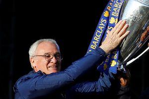 HLV Ranieri trở lại làm việc ở giải Ngoại hạng Anh