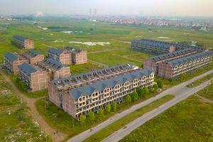 Toàn cảnh khu đô thị bỏ hoang 10 năm trước ngày được 'giải cứu'