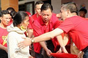 Nâng cao hiệu quả công tác nhân đạo và hoạt động Chữ thập đỏ trong tình hình mới