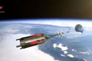 Nga giới thiệu mẫu phi thuyền sử dụng động cơ hạt nhân