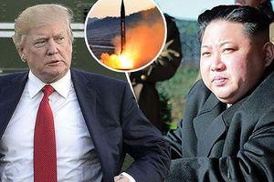 Tổng thống Trump Mỹ đính chính sự tồn tại căn cứ tên lửa Triều Tiêu