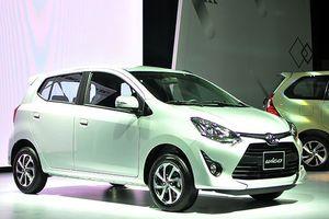 Toyota Wigo soán ngôi vương ôtô cỡ nhỏ của Hyundai Grand i10