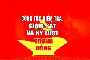 Kết luận kiểm tra vi phạm của Ban Thường vụ huyện ủy Hương Khê