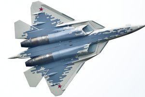 Chiến đấu cơ thế hệ thứ 5 của Nga khiến đối thủ khiếp sợ