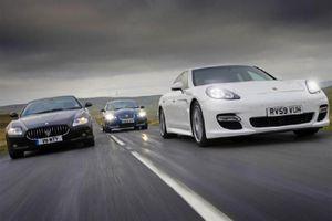 Choáng với tiền lãi một ngày của Porsche:153 USD mỗi giây, 13 triệu mỗi ngày