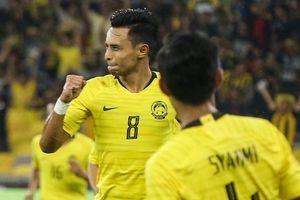 Đội trưởng Malaysia: 'Chúng tôi không được phạm sai lầm trước Việt Nam'