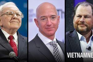 Vì sao các siêu tỷ phú thế giới đổ 'núi tiền' mua báo giấy hết thời?