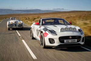 Jaguar F-Type mui trần có thêm phiên bản đặc biệt