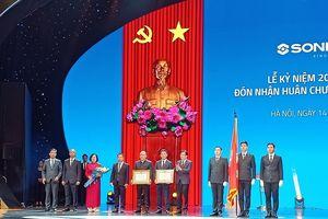 Chủ tịch Tập đoàn Sơn Hà: Không đầu tư vào các ngành nghề xâm phạm tài nguyên
