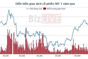 Đầu tư Thành Thành Công chi 1.000 tỷ đồng gom 45 triệu cổ phiếu SBT