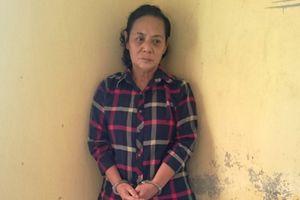 Thanh Hóa: Bắt nữ quái trộm tài sản của khách trong chùa