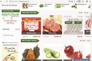 Dịch vụ đi chợ thuê: Tiện thì có tiện nhưng lo chất lượng