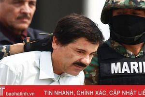 An ninh được thắt chặt tối đa tại phiên tòa xét xử trùm ma túy El Chapo