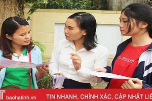 'Bí quyết' nào để Hồng Lĩnh đạt tỷ lệ bao phủ BHYT gần 90%?