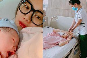 Chồng làm cơ trưởng thì đã sao? Em gái Quang Vinh còn khiến hội bỉm sữa xuýt xoa khi đẻ ở bệnh viện sang như khách sạn 5 sao
