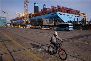 Nhật Bản kiện Hàn Quốc trợ giá trái phép các công ty đóng tàu
