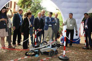 NATO công bố 3 công nghệ mới phát hiện bom, mìn chống khủng bố
