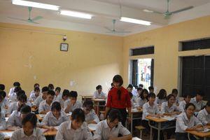 Sắp xếp lại các trường học tại Vĩnh Phúc theo hướng tinh gọn